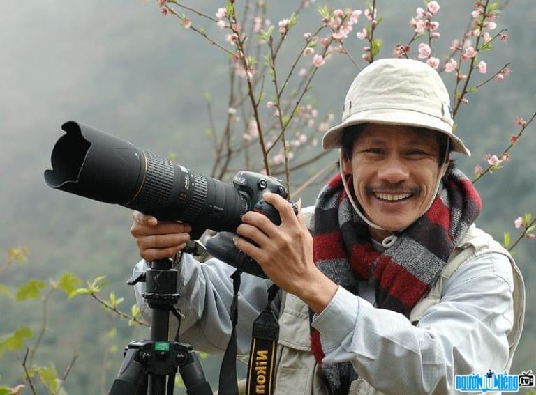 5 nhiếp ảnh gia chụp ảnh nude gạo cội của Việt Nam