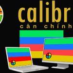Phần mềm cân chỉnh màu cho LCD