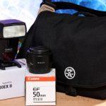 Bắt đầu với nhiếp ảnh, nên chọn thân máy và ống kính thế nào?