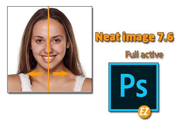 Làm mịn da với Neat Image pro 7.0