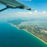 Ngắm hình ảnh đẹp Đà Nẵng, Huế từ thủy phi cơ