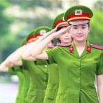 Phát động cuộc thi ảnh tôn vinh phụ nữ Thủ đô và nữ chiến sỹ CAND