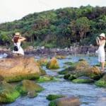 Đà Nẵng chỉ cho phép chụp ảnh tại khu vực ghềnh đá Nam Ô