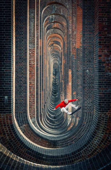 Category Winner, Playground © Lorenz Holder / Red Bull Illume