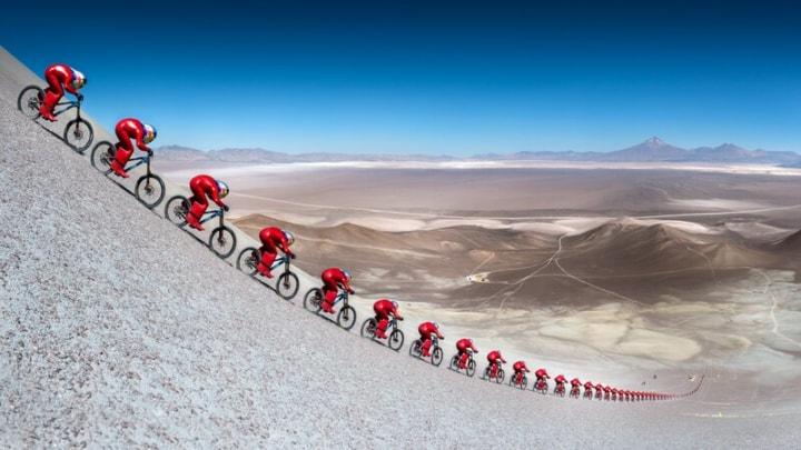 Winner, SanDisk Extreme Award © Philip Platzer / Red Bull Illume