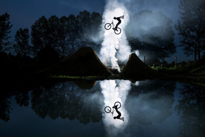© JB Liautard / Red Bull Illume