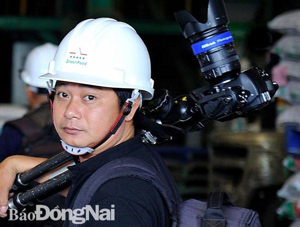 Nghệ sĩ nhiếp ảnh Nguyễn Mạnh Hà: Đi tìm nét đẹp cuộc sống đời thường