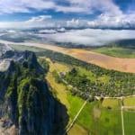 Chụp ảnh phong cảnh với flycam