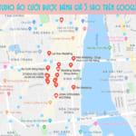 Danh sách các studio áo cưới được đánh giá 5 sao trên google map