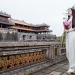 Cuộc thi ảnh Nữ CNVCLĐ với áo dài truyền thống