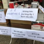 Đà Nẵng nhiều điểm phát khẩu trang miễn phí