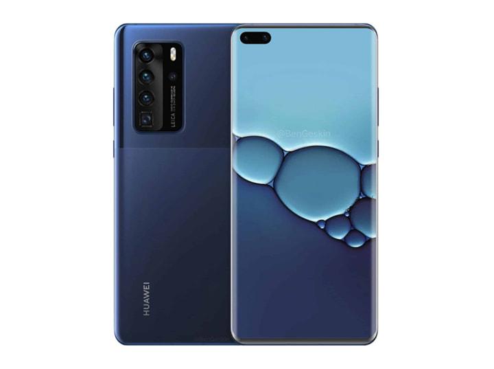 Đây là bức ảnh đầu tiên được chụp bằng Huawei P40