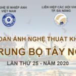 Thông báo tác phẩm triển lãm Liên hoan ảnh nghệ thuật Khu vực NTBTN 2020