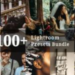 Hơn 100 Lightroom Preset tải miễn phí Bundle