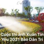 """Cuộc thi ảnh """"Xuân tin yêu 2021"""" Báo Dân Trí"""