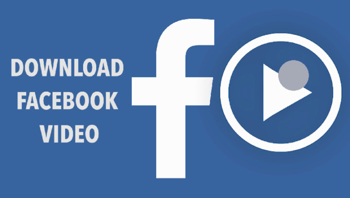Tải video facebook chất lượng cao kể cả video bị khóa