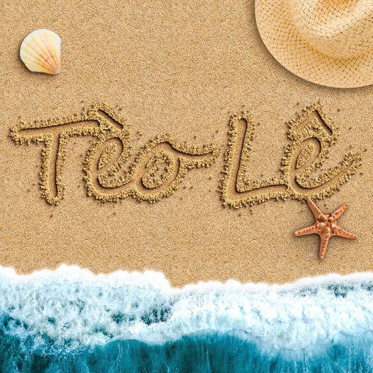 Action viết chữ trên cát – Tèo Lê