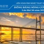 Liên hoan ảnh nghệ thuật khu vực Đồng bằng sông Cửu Long lần thứ 36 năm 2021