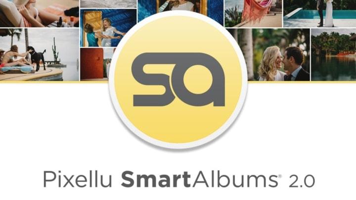 Smart Albums 2 miễn phí làm photobook