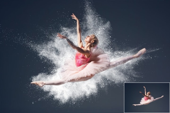 105 Overlays bột trắng White powder