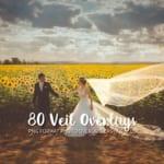 80 Overlay Mẫu voan cưới trắng