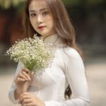 Áo trắng tựu trường – tải màu preset miễn phí