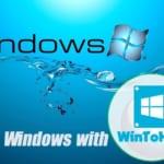 Cài Windows bằng WinToHDD không cần USB