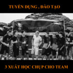 Khóa dạy học chụp ảnh chất lượng cao ở Đà Nẵng của TM Media