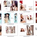 11 Layout thời trang miễn phí