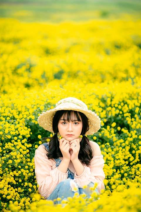 Preset màu hoa cúc 1059